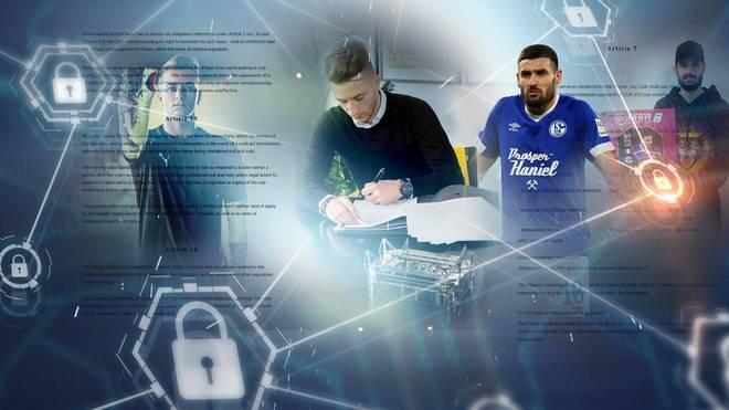 Was darf ein Fußballprofi selbst bestimmen? Welche Rechte tritt er ab? SPORT1 klärt auf