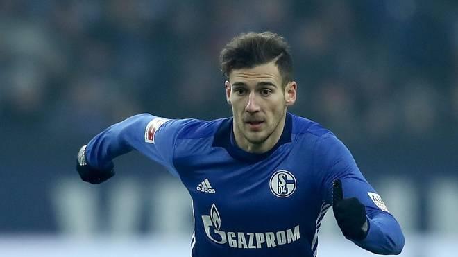 Leon Goretzka spielte von 2001 bis 2013 für den VfL Bochum, eher er zum FC Schalke wechselte