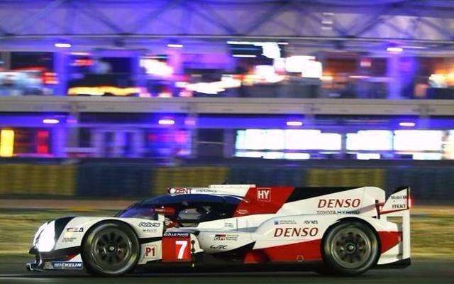 Toyota zieht einen Schlussstrich unter den Ausfall der #7