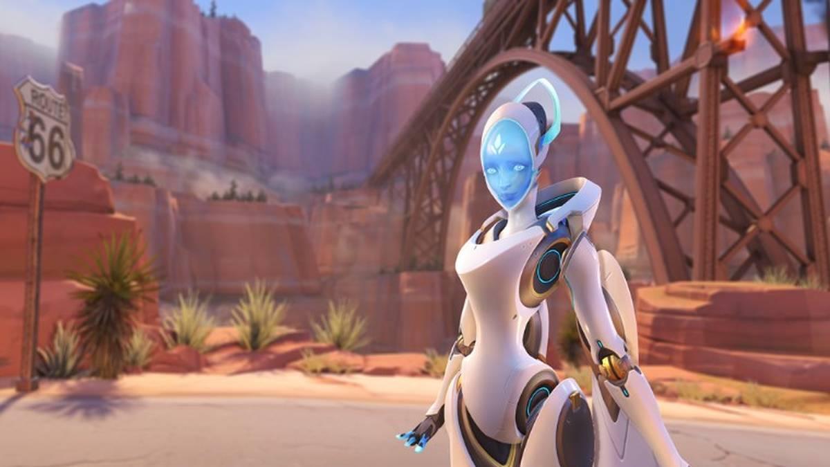Echo ist der insgesamt 32. Held in Blizzards Overwatch-Universum.