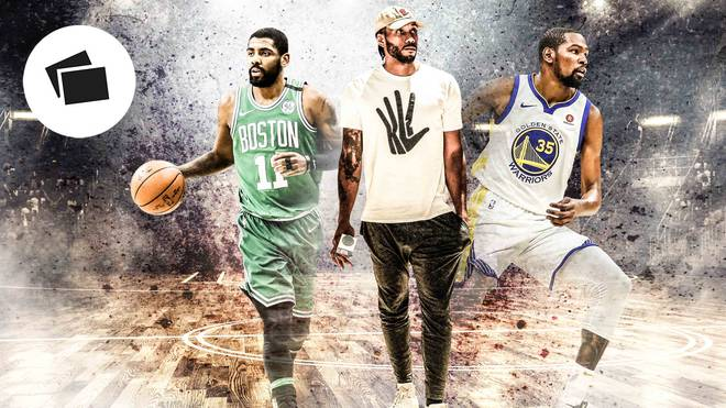 Auch während der Saison gibt es in der NBA ständig neue Transfergerüchte