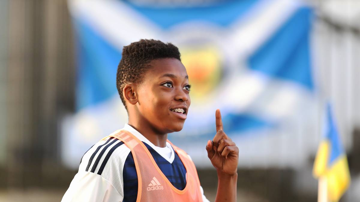 Scotland U16 v Northern Ireland U16 - Victory Shield