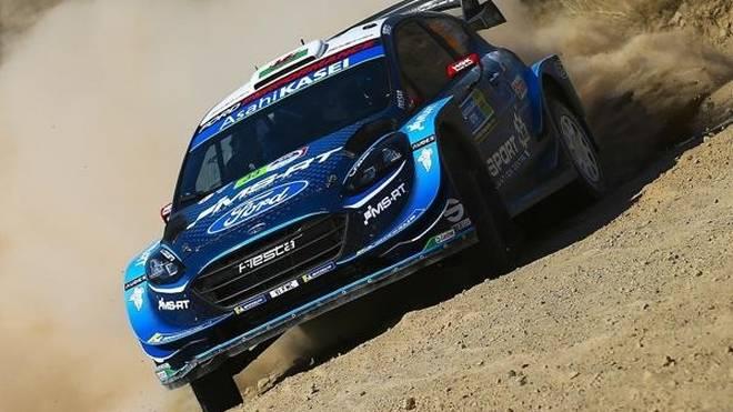 Elfyn Evans nimmt sich für die Rallye Argentinien viel vor