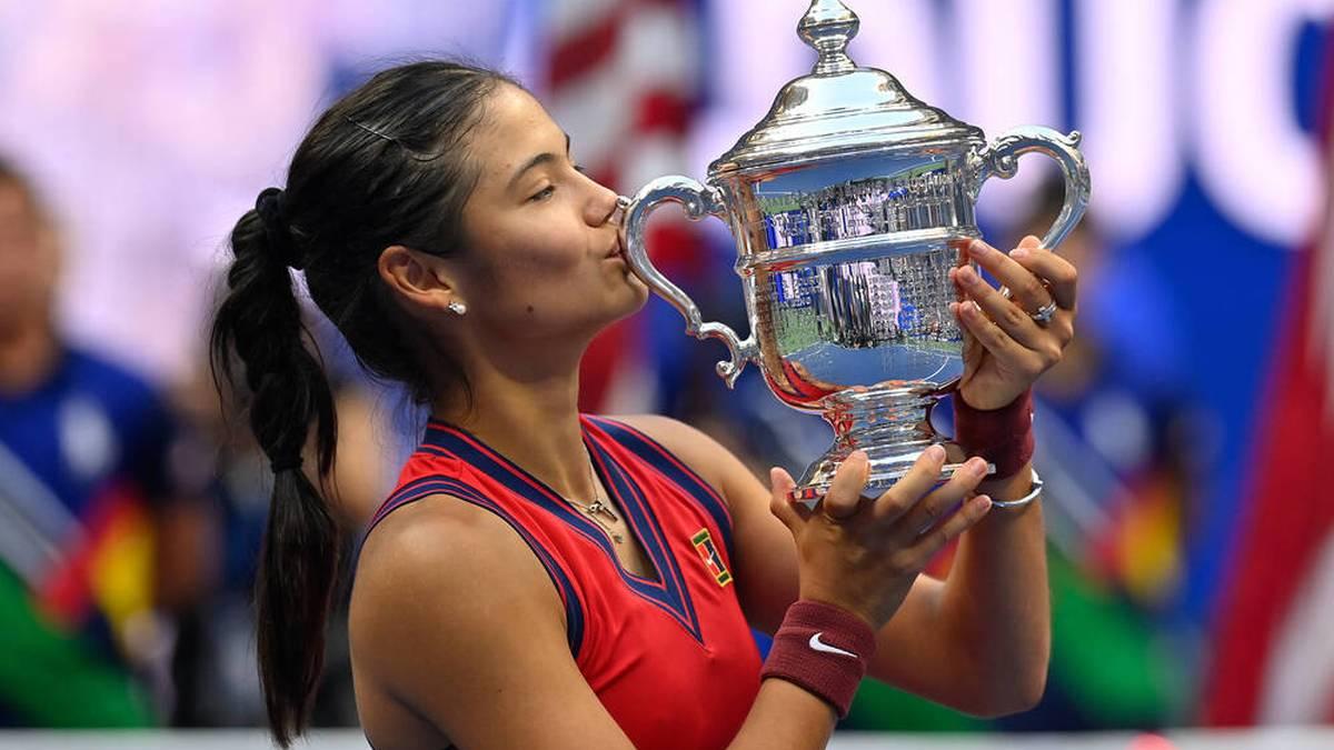 So will Tennis-Sensation Raducanu noch reicher werden