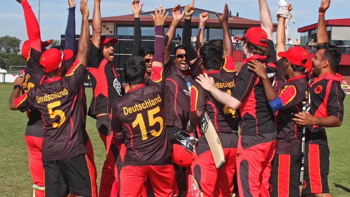 LIVE auf SPORT1+: Deutschland kämpft um die europäische Cricket-Krone