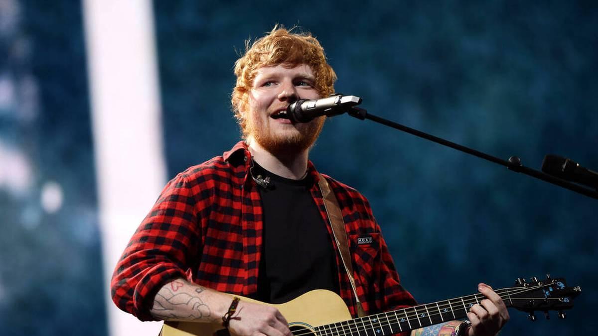 England-Klub nimmt Ed Sheeran ins Aufgebot