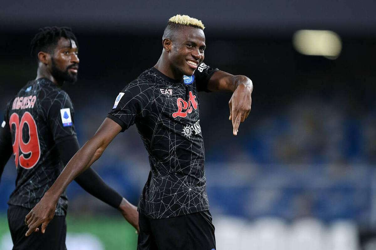 Die SSC Neapel ist in der Serie A weiter das Maß aller Dinge. Auch im achten Spiel ist die Spalletti-Elf siegreich.