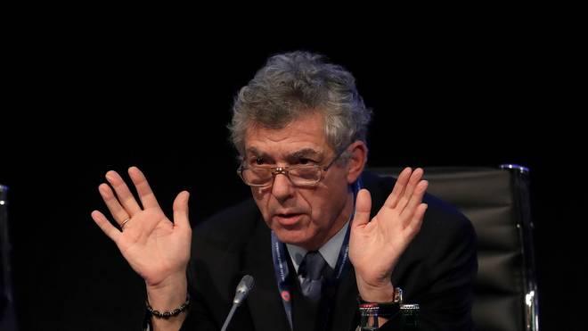 Schluss: Angel Maria Villar Llona ist nicht mehr Vizepräsident der Uefa