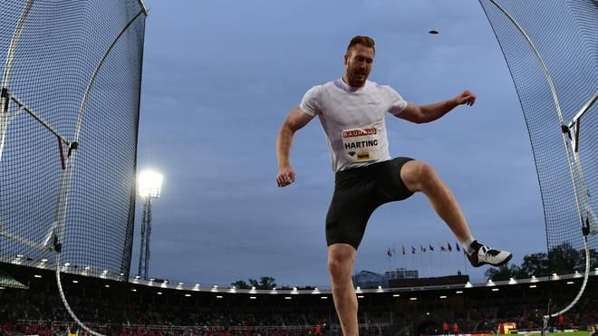 Diskus-Olympiasieger Christoph Harting hat erneut die WM-Nom verpasst
