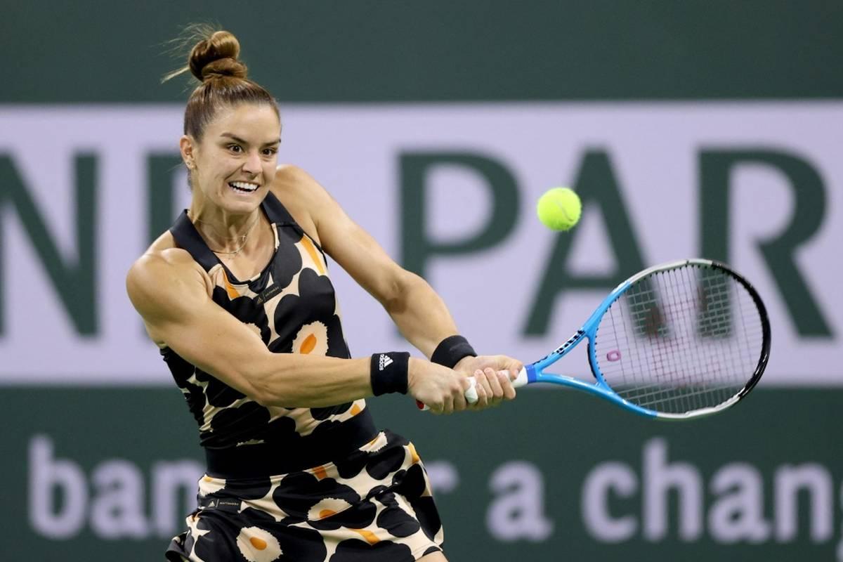 Die Griechin Maria Sakkari hat sich als fünfte Spielerin für das Saisonfinale der WTA-Tour in Guadalajara/Mexiko (8. bis 14. November) qualifiziert.