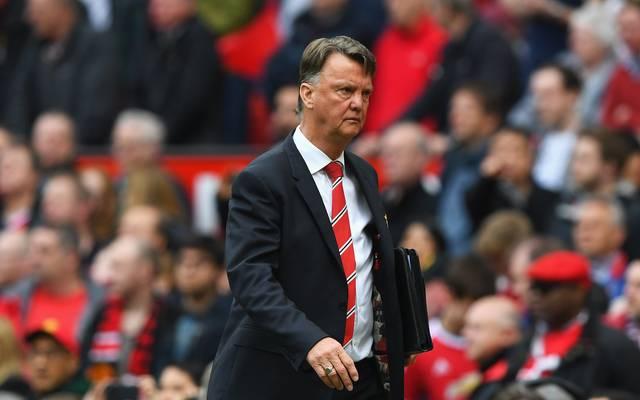 Louis van Gaal will angeblich Teammanager bei Manchester United bleiben