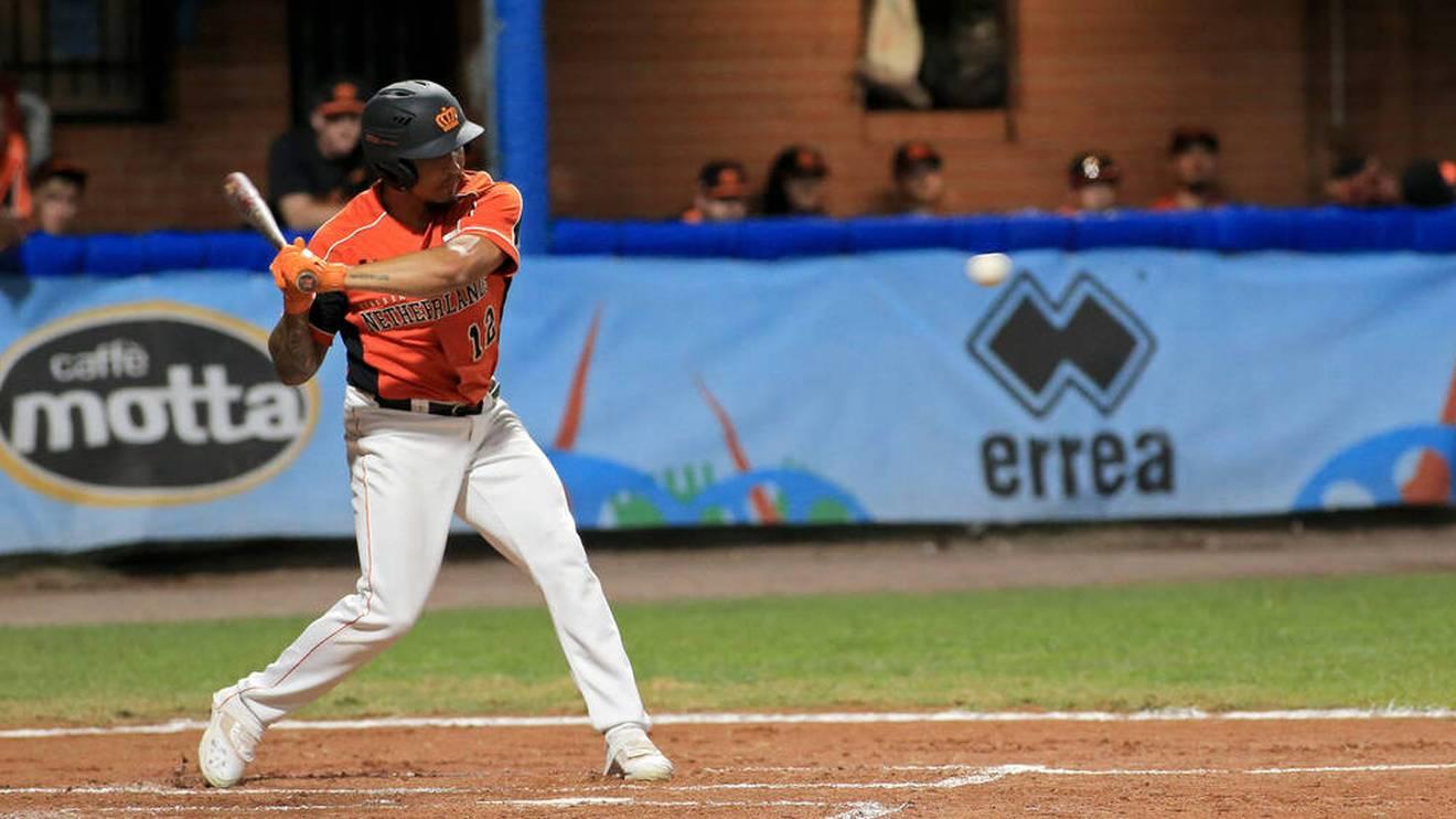 Die Niederlande gewinnen die Baseball Europameisterschaft