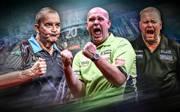 PDC Darts-WM LIVE auf SPORT1