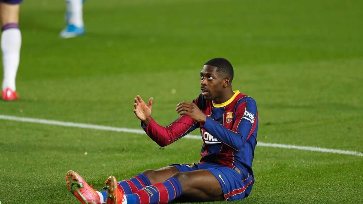 Tätigt der FC Barcelona einen Panik-Verkauf? Laut Berichten der Tageszeitung Sport schielt Juventus darauf, Ousmane Dembélé im Sommer 2022 ablösefrei zu verpflichten.