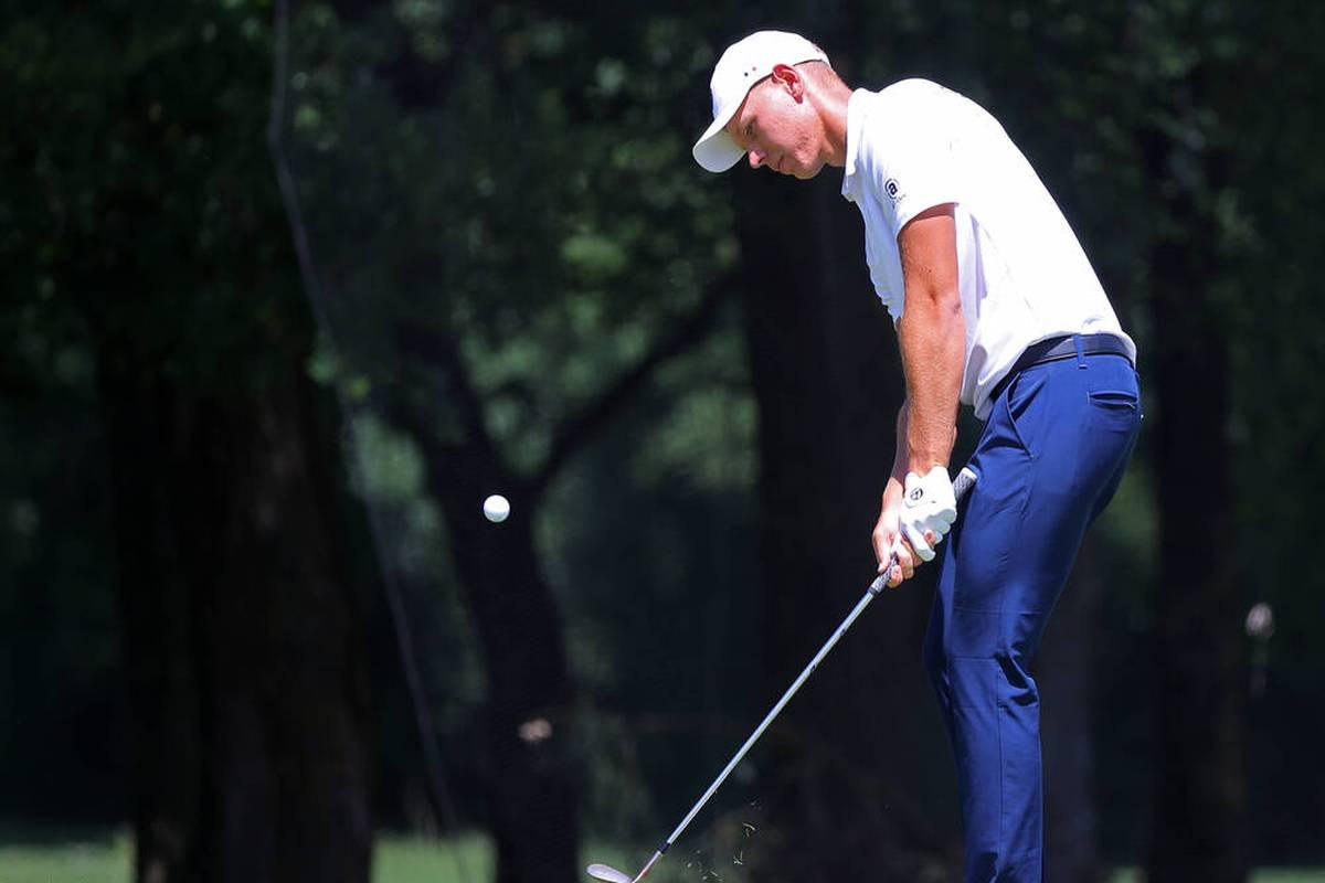 Matthias Schmid erreicht bei den Dutch Open den größten Erfolg seiner Karriere. Zum Sieg fehlen dem 23-Jährigen nur drei Schläge.