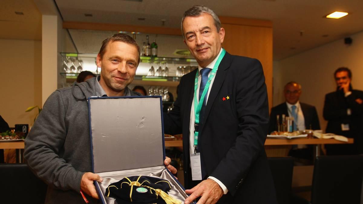 UEFA Honours German National Players
