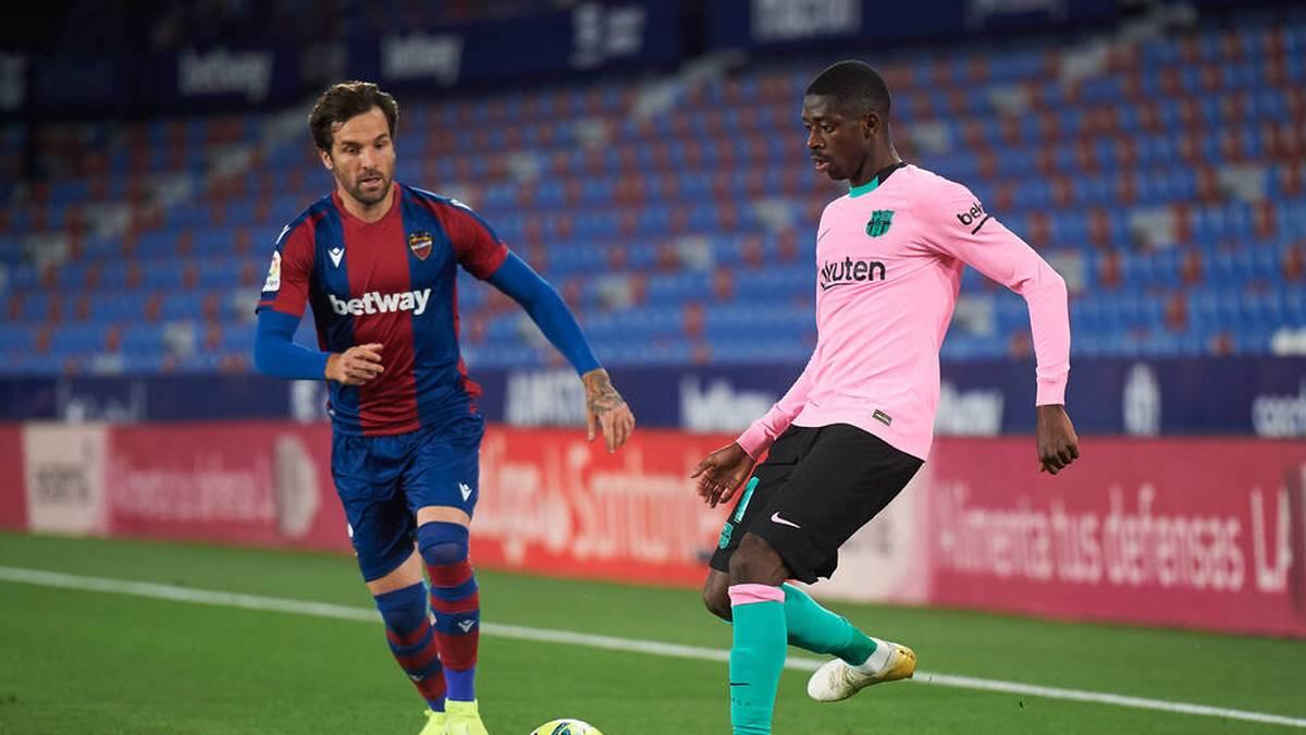 Barca stolpert erneut im Titelrennen