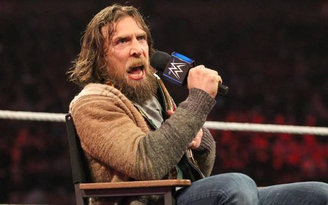 Daniel Bryan hielt den Fans bei WWE SmackDown Live ihre Sünden vor