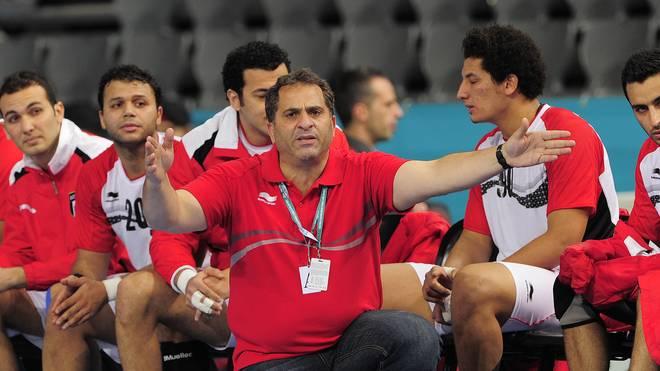 Das Team von Ägypten will 2021 im eigenen Land die WM spielen