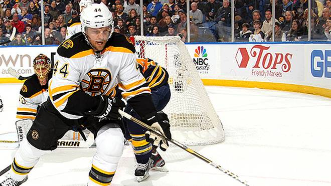 Dennis Seidenberg spielt seit 2010 für die Boston Bruins