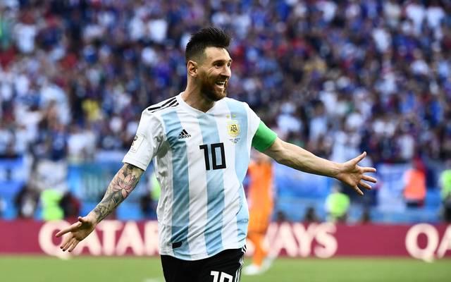 Lionel Messi bestritt nach der WM in Russland kein Spiel mehr für Argentinien