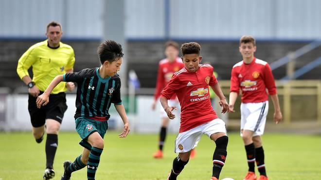 Wunderkinder im Fußball - Shola Shoretire (Manchester United9