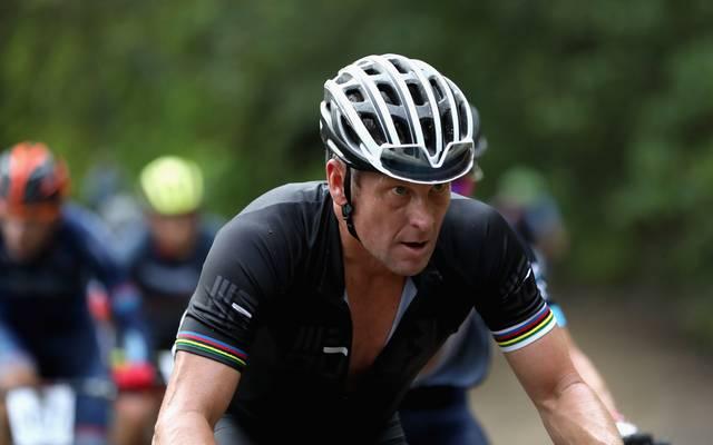 Tour de France: Lance Armstrong verteidigt sich bizarr wegen Doping