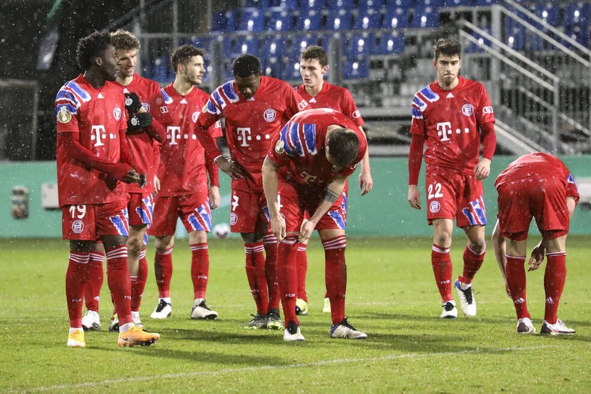 Die zweite Runde des DFB-Pokals hat es in sich! Der FC Bayern will nach dem historischen Kollaps im Vorjahr Wiedergutmachung betreiben. Und Borussia Dortmund braucht einen Sieg gegen Ingolstadt, um den Traum von der Titelverteidigung am Leben zu halten.