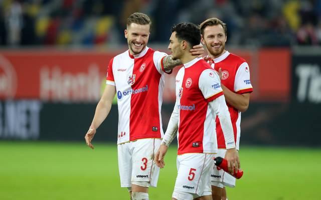 Fortuna Düsseldorf will an die Tabellenspitze zurück