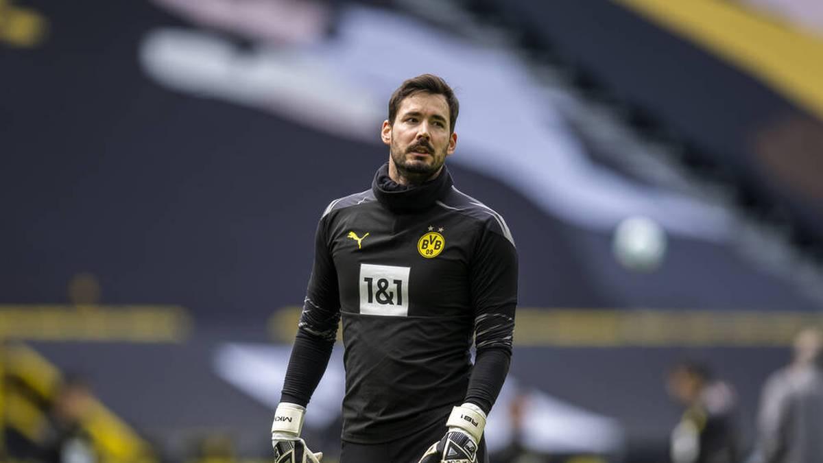 Wechselt BVB-Keeper Bürki nach Madrid?