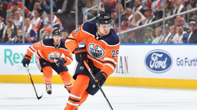 Leon Draisaitl spielt seit drei Jahren für die Edmonton Oilers