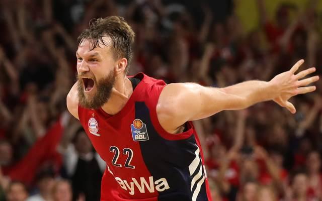 Basketball: BBL gibt Spielplan für Saison 2019/2020 bekannt