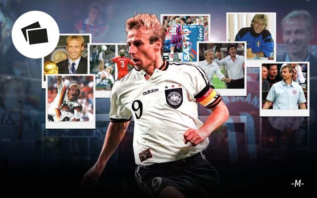 Jürgen Klinsmann feiert 55. Geburtstag