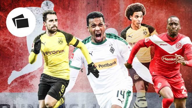 Nicht nur Borussia Dortmund hat mit Paco Alcacer und Axel Witsel starke Transfers im Jahr 2018 getätigt
