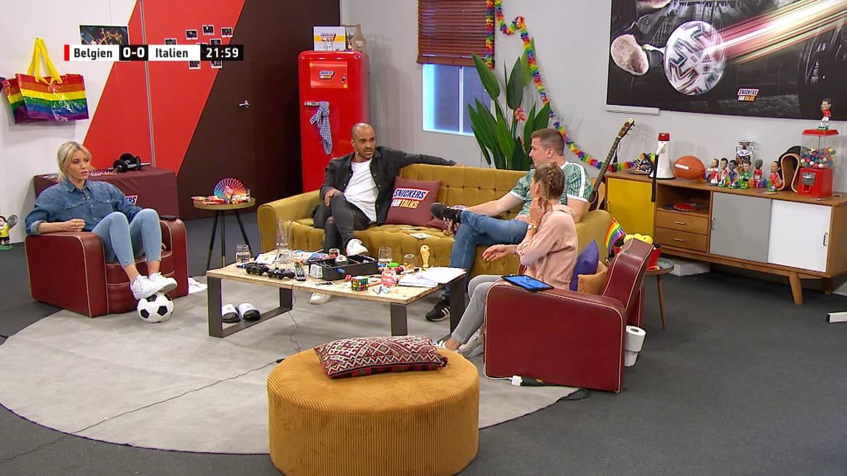 SNICKERS Fan Talks: Folge 5 mit David Odonkor und Aaron Troschke