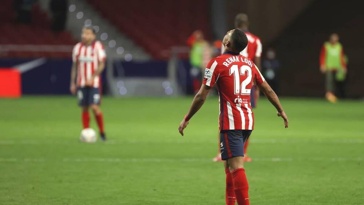 Siegesserie gerissen! Atlético patzt nach Corona-Fällen