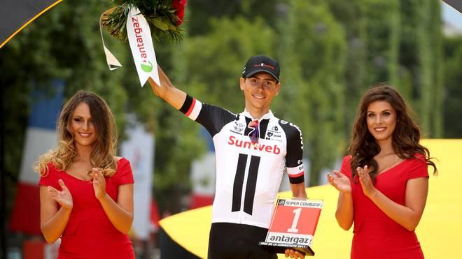 Warren Barguil gewann bei der diesjährigen Tour de France die Bergwertung