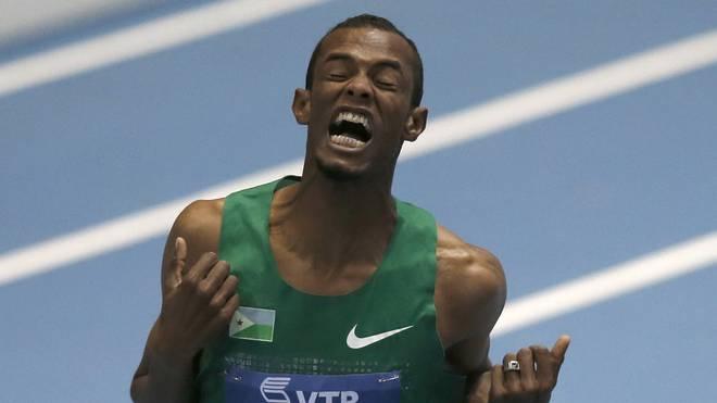 Ayanleh Souleiman sorgt für einen neuen Weltrekord