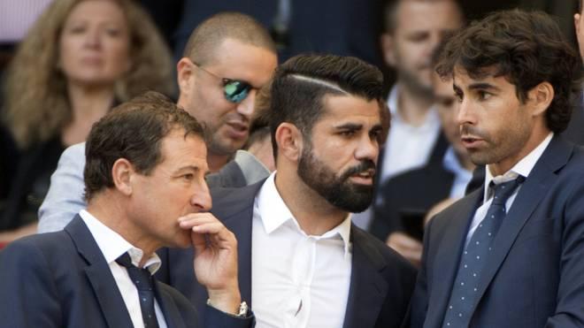 Diego Costa wechselt zurück zu Atletico Madrid