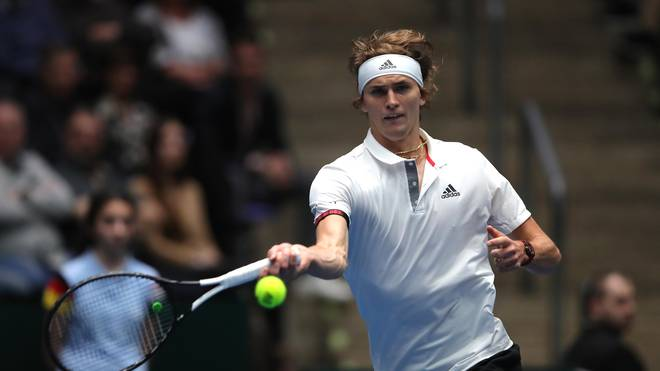 Tennis: Alexander Zverev plagt sich mit Knöchelproblemen vor Comeback