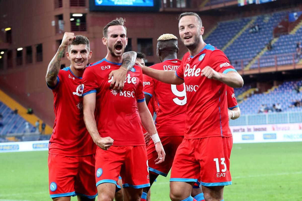Die SSC Neapel ist in Italien das Team der Stunde. Das Team von Luciano Spalletti steht an der Spitze der Serie A - und wird gefeiert.