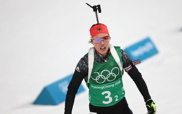 Biathlon - Winter Olympics Day 11
