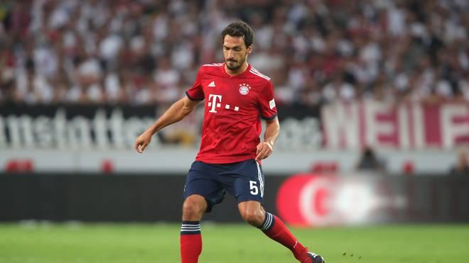 Mats Hummels kehrte ins Mannschaftstraining des FC Bayern zurück