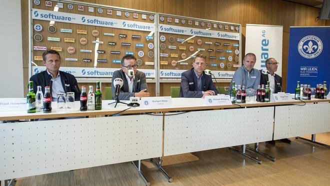 Rüdiger Fritsch, Norbert Meier, Holger Fach