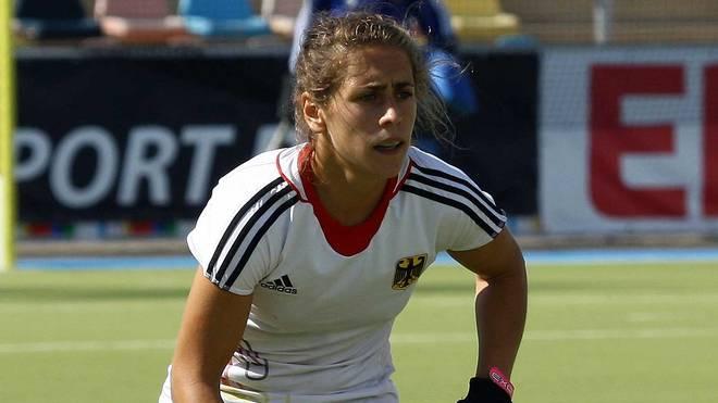 Marie Mävers erzielte den Siegtreffer für Deutschland