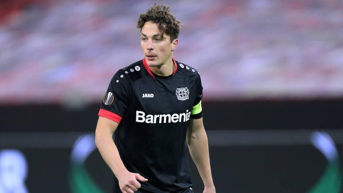 Julian Baumgartlinger bleibt in Leverkusen
