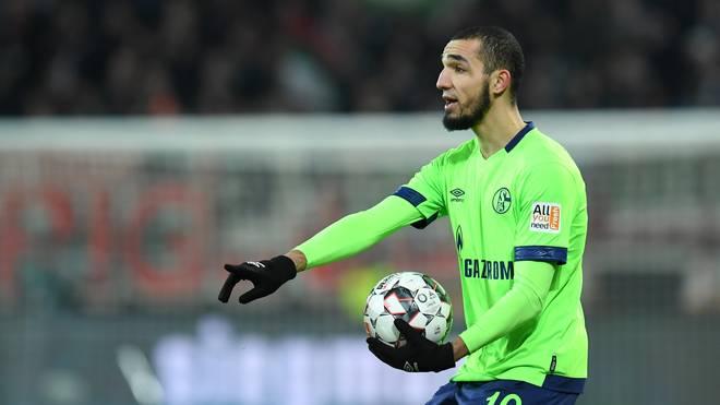 Nabil Bentaleb verpasst den Rückrundenstart des FC Schalke 04