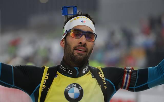 BMW IBU World Cup Biathlon 2017 - Day 3