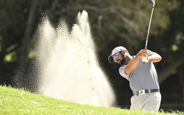 Golf: James Nitties stellt Rekord ein - neun Birdies in Folge, Der Australier James Nitties hat den Rekord von Mark Calcavecchia eingestellt