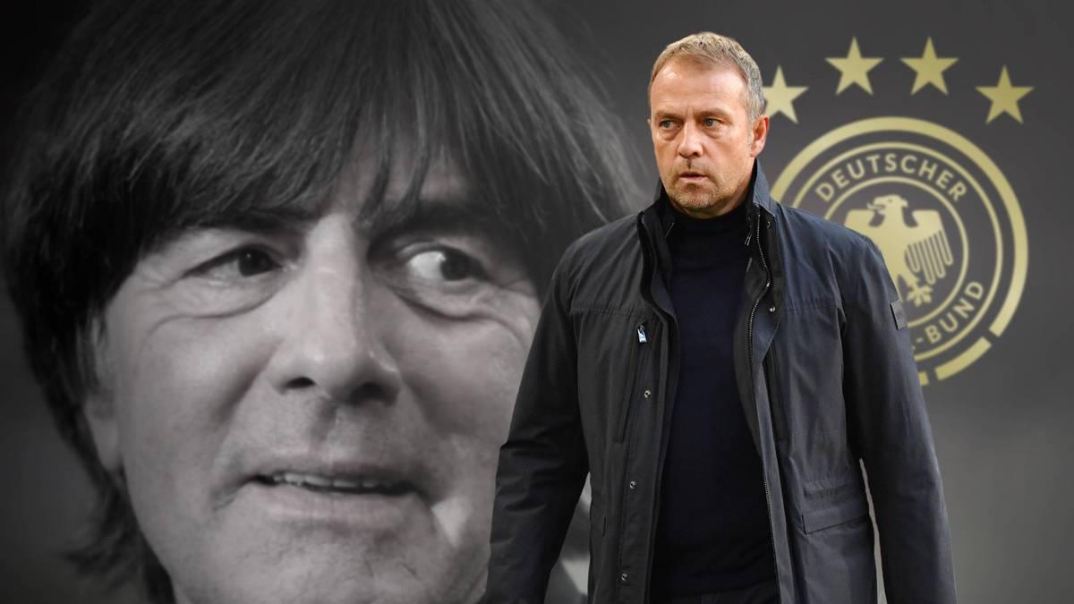 Hansi Flick wird nach der Europameisterschaft der neue starke Mann im deutschen Fußball. Wird er den DFB jetzt komplett umkrempeln?